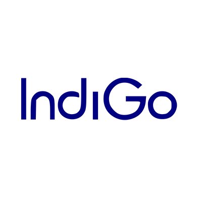 IndiGo Airlines (Interglobe) logo