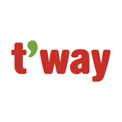 T'way Air Logo